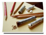 Soft pastels and pastel pencils