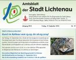 Ausstellung Tierzeichnungen und Tierportraits von Katja Sauer in Lichtenau